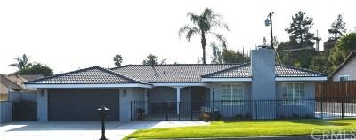 Covina Single Family Home For Sale: 1036 E Covina Hills Rd.