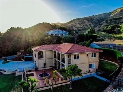 Glendora Single Family Home For Sale: 1144 Glencoe Heights Drive