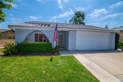 Chino Hills Single Family Home For Sale: 3421 Autumn Avenue