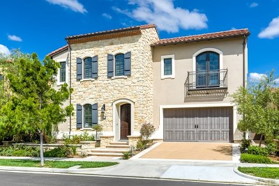 Irvine Single Family Home For Sale: 117 Andirons