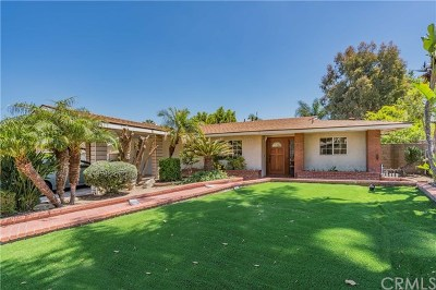 Rowland Heights Single Family Home For Sale: 2430 Pocatello Avenue