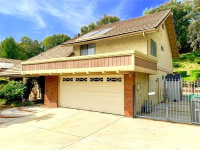 San Dimas Single Family Home For Sale: 919 Avenida Loma