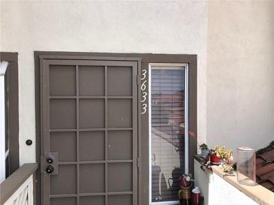 Pomona Condo/Townhouse For Sale: 3633 Legato Court