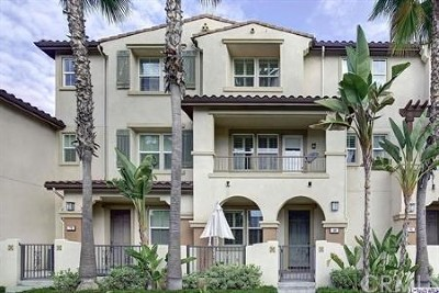 Buena Park Condo/Townhouse For Sale: 80 Preston Lane