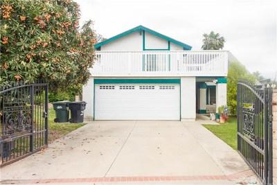 West Covina Single Family Home For Sale: 2509 Marlena Street E