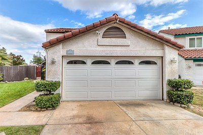 Rancho Cucamonga Single Family Home For Sale: 9767 Pleasant View Drive