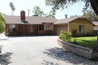 Single Family Home For Sale: 3169 Casa Loma Drive