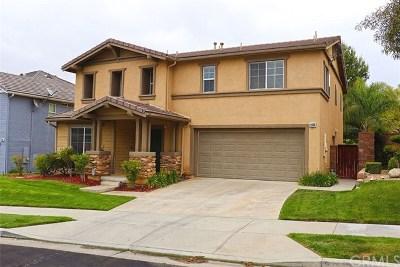 Corona Single Family Home For Sale: 11226 Evergreen Loop