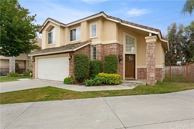 Rancho Cucamonga Single Family Home For Sale: 8357 Derfer Drive