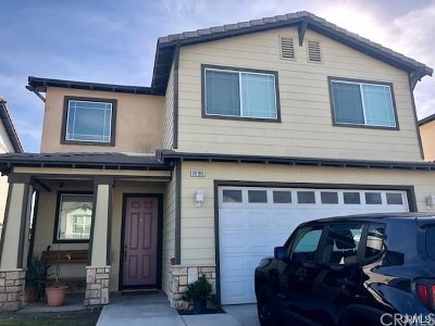 Highland Single Family Home For Sale: 26195 Barnes Court