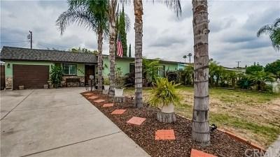 Covina Single Family Home For Sale: 16708 E Brookport Street