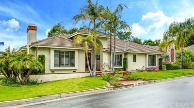 Glendora Single Family Home For Sale: 245 Oakland Road