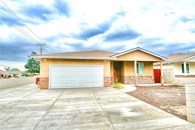 Pomona Single Family Home For Sale: 798 E Phillips Boulevard