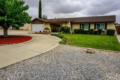 Hesperia CA Single Family Home For Sale: $365,000