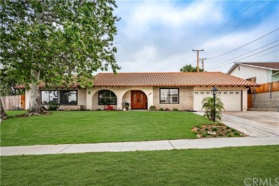 Rancho Cucamonga Single Family Home For Sale: 6460 Sacramento Avenue