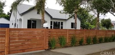 Pomona Single Family Home For Sale: 526 E 6th Street