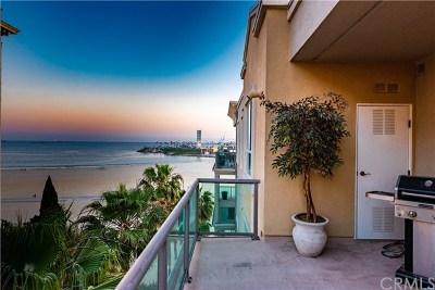 Long Beach Condo/Townhouse For Sale: 1000 E Ocean Boulevard #715
