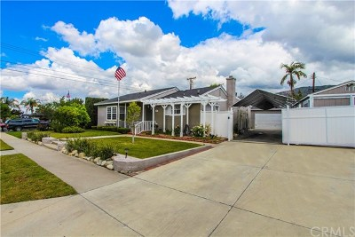 Glendora Single Family Home For Sale: 715 Invergarry Street