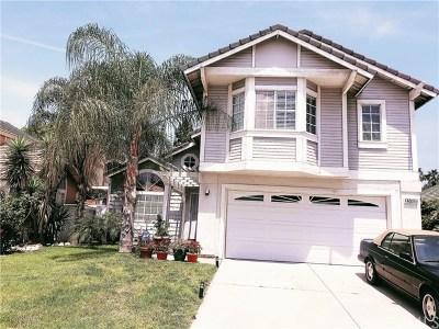 Single Family Home For Sale: 13518 Fremont Street