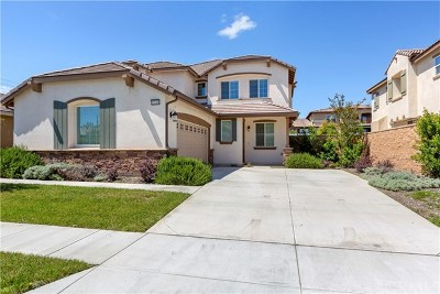 Rancho Cucamonga Single Family Home For Sale: 13260 Winslow Drive