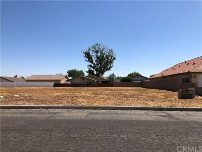 Victorville Residential Lots & Land For Sale: 13555 Seagull Drive