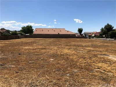 Victorville Residential Lots & Land For Sale: 13565 Seagull Drive