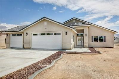 Single Family Home For Sale: 17610 Buckthorn Avenue