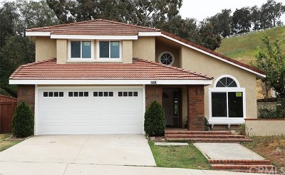 Chino Hills Single Family Home For Sale: 15556 Quiet Oak Drive