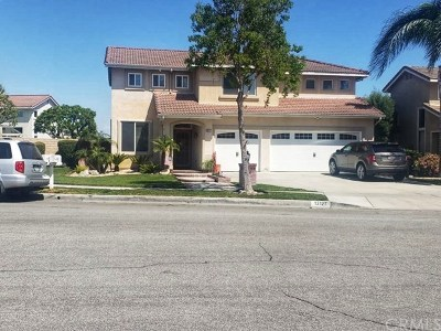 Chino CA Single Family Home For Sale: $500,000