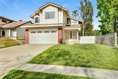 Rancho Cucamonga Single Family Home For Sale: 6389 Barsac Place