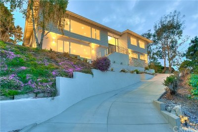 Los Angeles County Single Family Home For Sale: 921 Via Del Monte