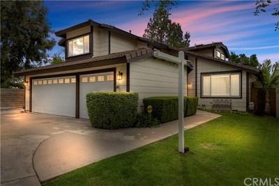 Rancho Cucamonga CA Single Family Home For Sale: $599,000