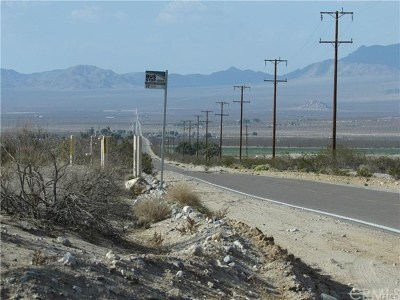 Lucerne Valley Residential Lots & Land For Sale: Camp Rock Road