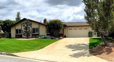 Claremont Single Family Home For Sale: 4120 Las Casas Avenue