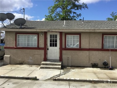 Rental For Rent: 1320 N Mount Vernon Avenue