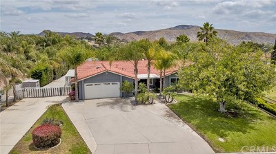 Corona Single Family Home For Sale: 7272 Piute Creek Drive