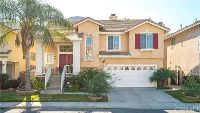 Chino Hills Single Family Home For Sale: 4375 Jasmine Hill Court