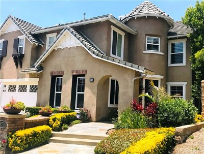 Upland Single Family Home For Sale: 1775 Wright Place