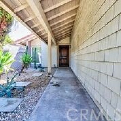 Irvine Single Family Home For Sale: 28 Fort Sumter