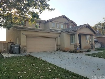 Beaumont Single Family Home For Sale: 1657 S Monte Verde Drive