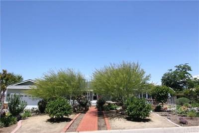 Yucaipa Single Family Home For Sale: 35444 Bonita Drive