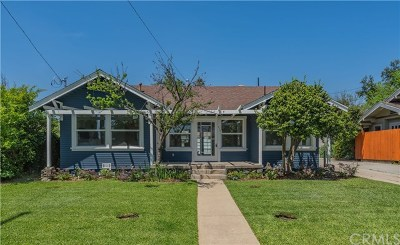 Claremont Single Family Home For Sale: 471 Harrison Avenue
