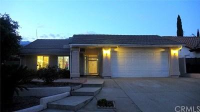 Rancho Cucamonga Single Family Home For Sale: 10542 Lemon Avenue