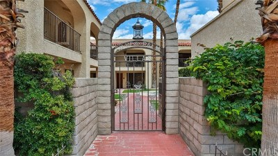 Palm Springs Condo/Townhouse For Sale: 478 W Baristo Road