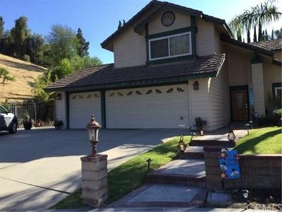 Walnut Single Family Home For Sale: 701 Packsaddle Lane