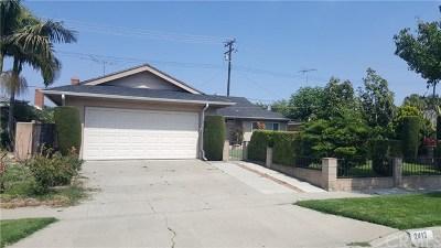 Santa Ana Single Family Home For Sale: 2413 S Poplar Street