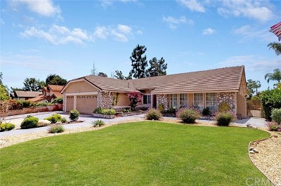 Rancho Cucamonga Single Family Home For Sale: 6204 Indigo Avenue