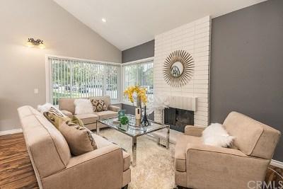 Irvine Condo/Townhouse For Sale: 35 Silverwood #6