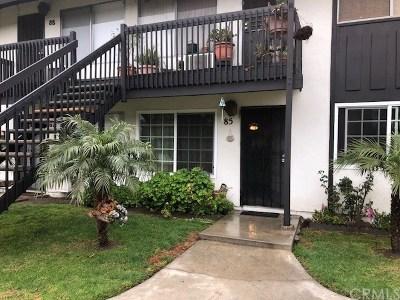 Stanton Condo/Townhouse For Sale: 7100 Cerritos Avenue #85