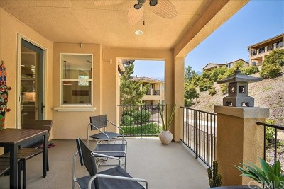 Corona Condo/Townhouse For Sale: 23801 Los Pinos Court